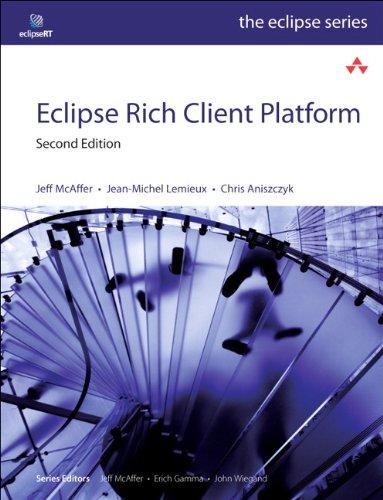 Eclipse Rich Client Platform (Eclipse Series) (English Edition)