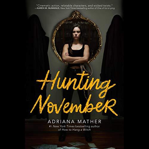 Hunting November cover art