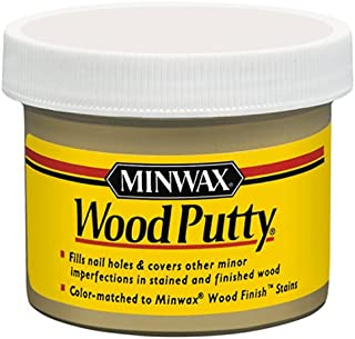 Minwax 13619000 Wood Putty, 3.75 Ounce, Pickled Oak