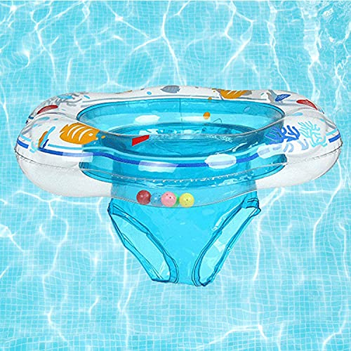 Baby Swimming Floats Ring for Pool 6-36 Months, Baby Neck Float, Water...