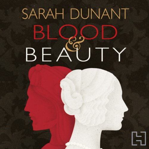 Blood & Beauty audiobook cover art