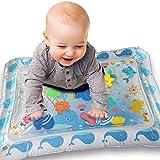 Wassermatte Baby Airlab Aufblasbare Wasserspielmatte Tastmatte Bauchzeit für Säuglinge und Kleinkinder, Spielzeug für Baby, Innen und Außen