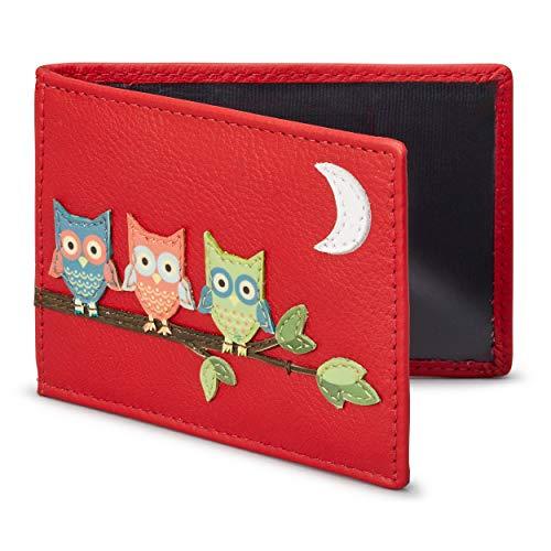 Diseño búhos tarjeta Oyster/Billetera