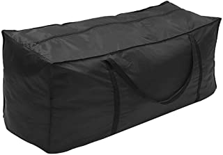 Furniture Storage Bag, Christmas Tree Bag Holiday Extra Large for up to 9' Tree Storage, Dust-Proof Patio Cushion Storage ...