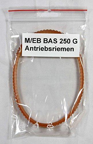 Antriebsriemen / Rippenriemen für die Bandsägenmaschine Elektra Beckum BAS 250 G / Metabo BAS 250 G