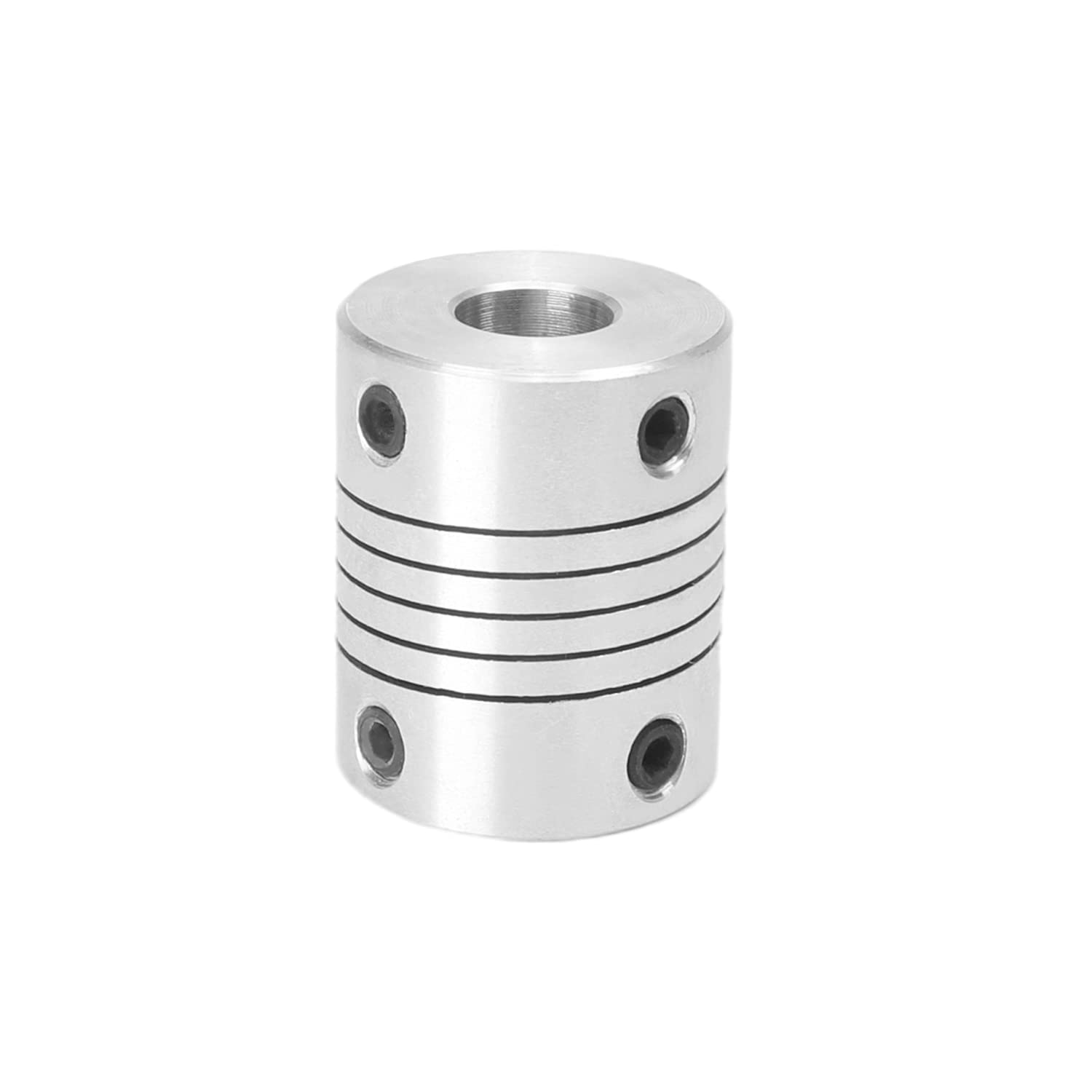 New products, world's highest quality popular! Fielect Shaft Coupling 8mm to Flexible L25xD20 Max 71% OFF Bore Coupler