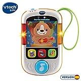 VTech 3480-508422 Jouet MP3 pour bébé avec Plus de 65 mélodies, chansons, Sons et Voix, enseigne vocabulaire et Instruments