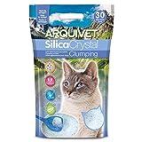 Arquivet arena gato Silica Crystal Clumping 3,8 L