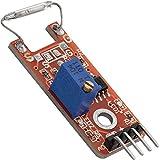 AZDelivery KY-025 Módulo Sensor Magnético Reed Compatible con Arduino y Raspberry Pi con E-Book Incluido!