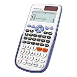 Pendancy Scientific Calculator Written Display Solar Powered Ultra-Light Engineering Calculator for School University