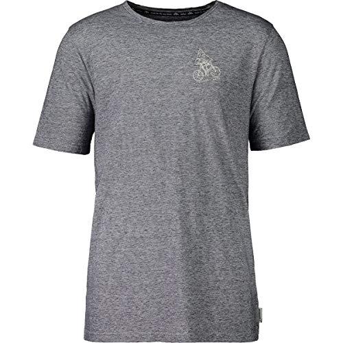 Maloja Filisourm. T-Shirt, Herren M Mitternachtsblau
