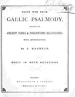 ancient gaelic songs