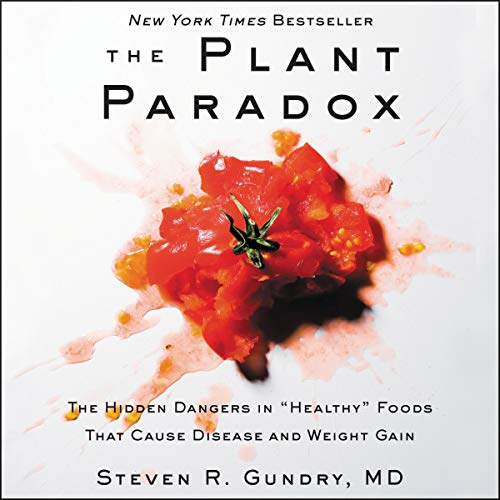 The Plant Paradox audiobook cover art