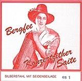 "Optima 1220/03 Concert Zither ""Bergfee"" Steel Red, Accompaniment Munich/Vienna - F3"