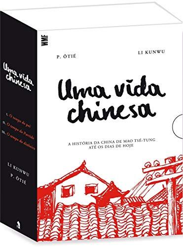 Uma vida chinesa - 3 volumes - Box