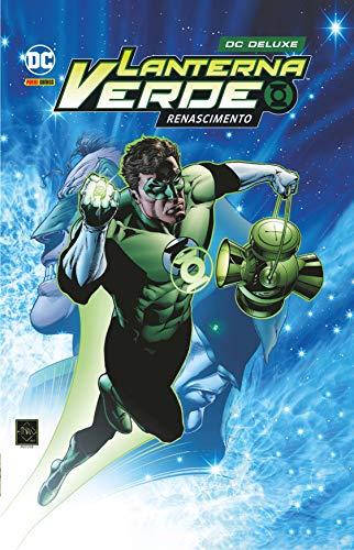 Dc Deluxe Lanterna Verde: Renascimento
