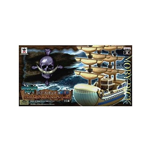 One Piece figure DXF THE GRANDLINE SHIPS vol.2 Moby Dick issue anime prize Banpresto (japan import)