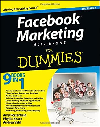 Facebook Marketing All–in–One For Dummies