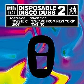 Disposable Disco Dubs 2