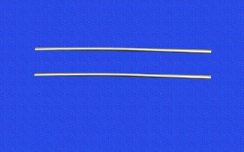 9999 Pure Silver Wire 12 Gauge - 2-6' Pieces for Making Colloidal Silver