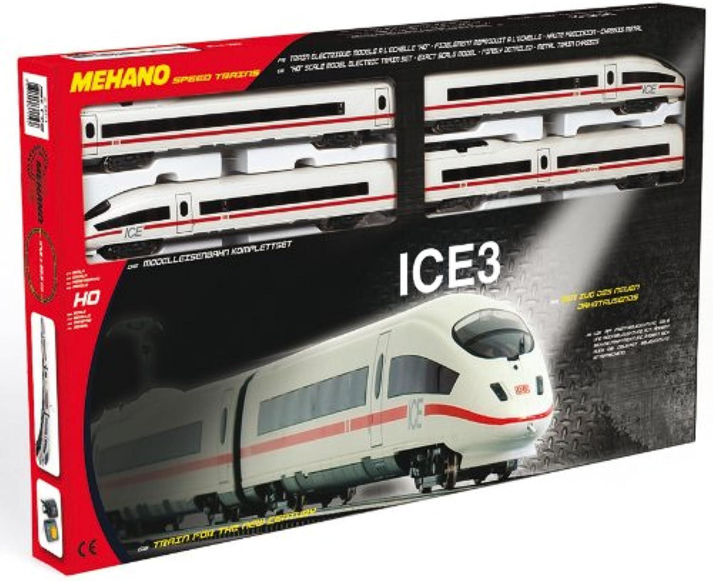 Mehano T742 Ice 3  Zug-Set, Wei