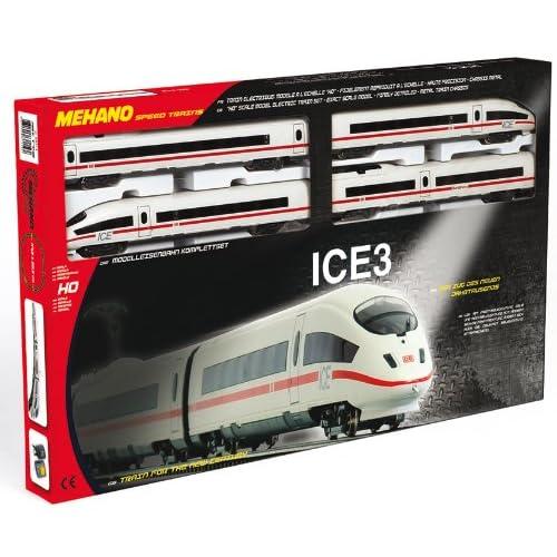 Mehano - Tren para modelismo ferroviario (H0 ME START-SET ...