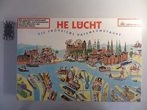 He lücht, Die fröhliche Hafenrundfahrt (Familienspiel)