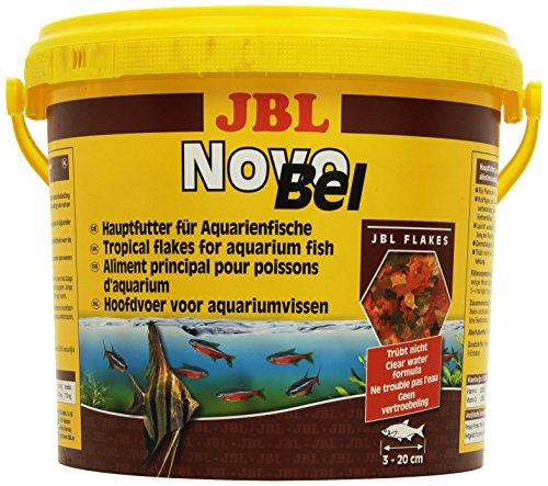 JBL NovoBel Tropical Fish Flake Food 950g