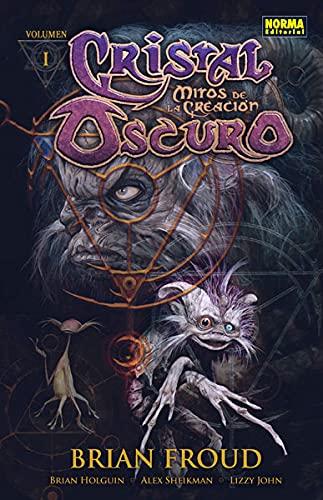 CRISTAL OSCURO VOL 1:MITOS DE LA CREACION (CÓMIC USA)