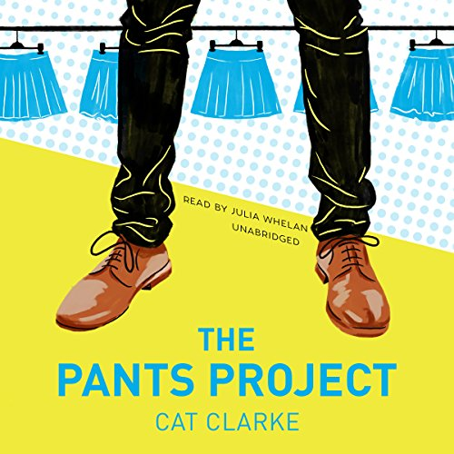 The Pants Project audiobook cover art