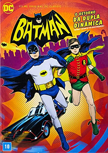 Batman: O Retorno Da Dupla Dinamica [DVD]