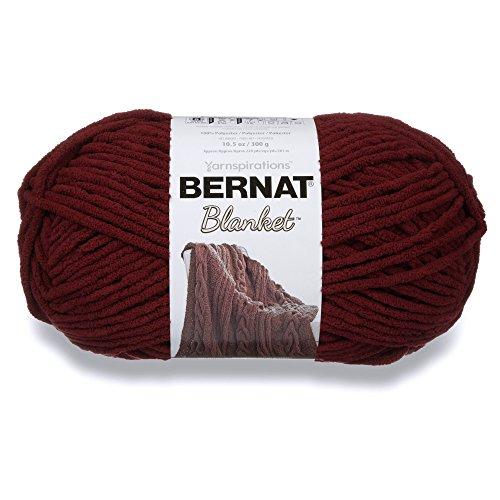 Bernat Blanket Yarn, Purple Plum