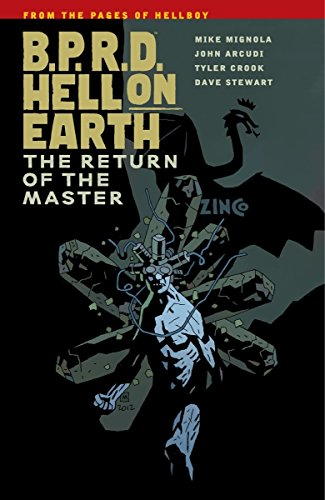 B.p.r.d. - Hell on Earth 6: Hell on Earth 6 - the Return of the Master [Lingua Inglese]