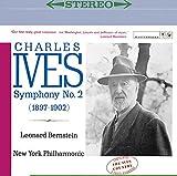 レナード・バーンスタイン アイヴズ 交響曲第2番&第3番 キャンプ ミーティング アイヴズについて