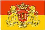 U24 Fahne Flagge Lingen 90 x 150 cm
