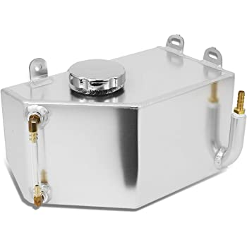FOR 97-06 JEEP WRANGLER ALUMINUM COOLANT TANK EXPANSION RECOVERY OVERFLOW CAN