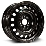 RTX, Steel Rim, New Aftermarket Wheel, 17X7, 5X115, 71.5, 20, black finish X47472