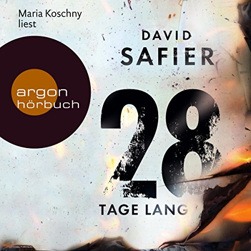 28 Tage lang audiobook cover art