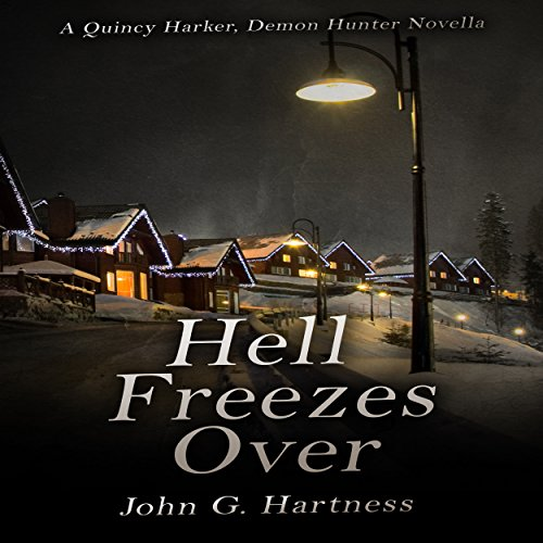 Hell Freezes Over cover art