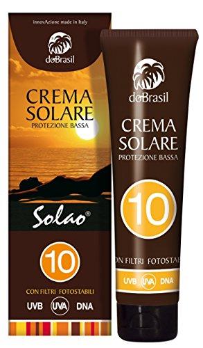 dobrasil – Crème solaire protection SPF 10 150 ml