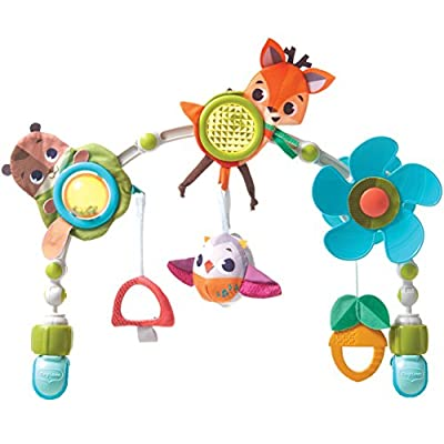 Tiny Love Musical Nature Stroll Stroller Toy, Into The Forest
