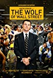 MBPOSTERS The Wolf of Wall Street 2013 Movie Poster, Plakat