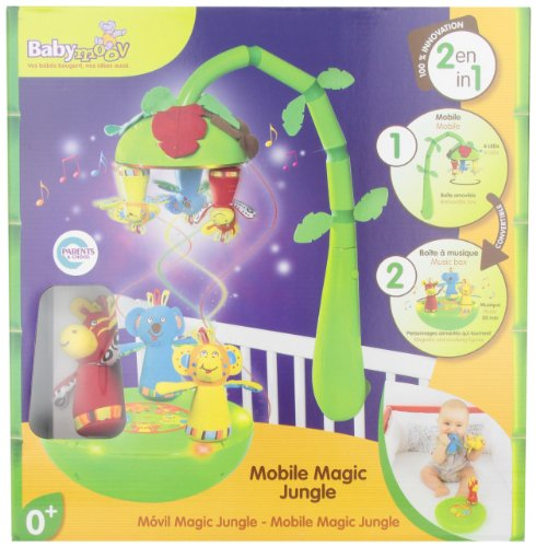 Babymoov Mobile Magic Jungle