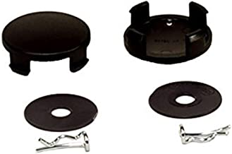 Replacement Rear Wheel Set for Chicco Bravo Stroller – Includes Pins and Hubcaps