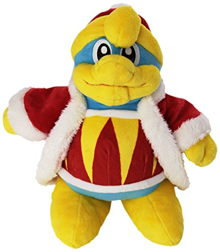 Little Buddy Kirby Adventure All Star Collection 10' King Dedede Stuffed Plush