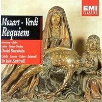 Mozart: Requiem / Verdi: Requiem by Armstrong (2008-01-13)