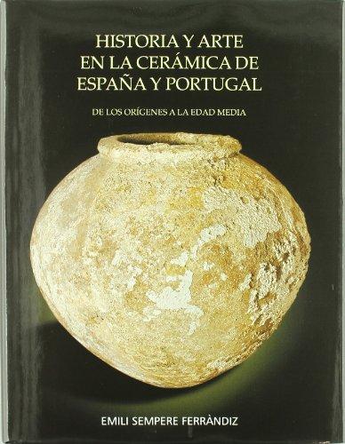 Historia y arte en la cerámica de España y Portugal