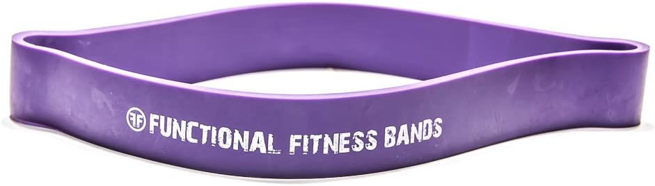 Functional Fitness 12 inch Continuous Loop Powerlifting Band