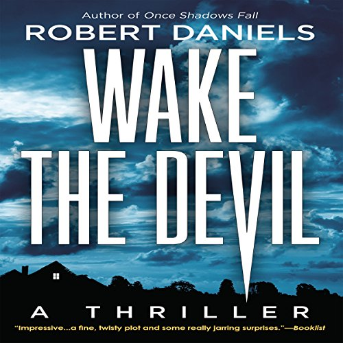 Wake the Devil audiobook cover art