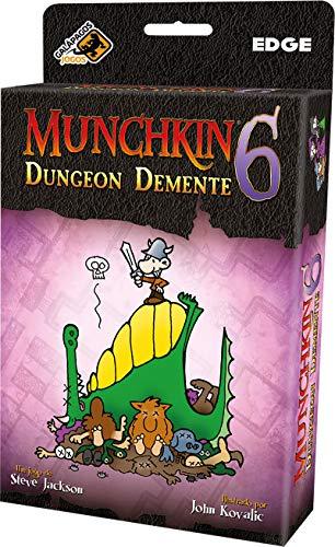 Munchkin 6: Dungeon Demente